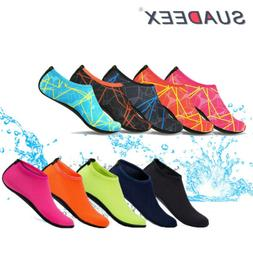 Womens Water Sport Aqua Shoes Neoprene Skin Yoga Swim Surf B