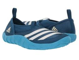 Adidas Youth Boys Size 10K Blue JAWPAW K Water Sport Shoes N