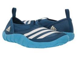 Adidas Youth Boys Size 10K Blue JAWPAW K Water Sport Shoes N