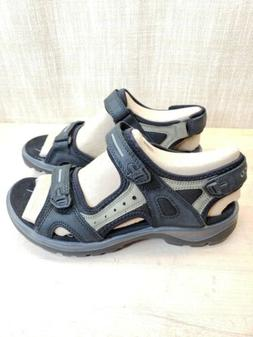 ECCO Yucatan Receptor Sports Sandals Womens Size 8 Strappy W